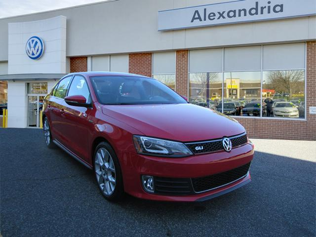Certified Pre-Owned 2014 Volkswagen Jetta GLI Edition 30