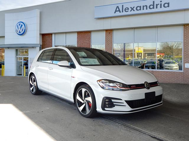New 2020 Volkswagen Golf GTI 2.0T SE