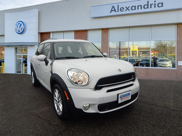 pre-owned 2015 mini cooper s countryman base 4d sport utility in