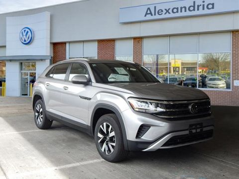 New 2020 Volkswagen Atlas Cross Sport 2.0T SE