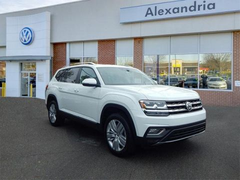 New 2020 Volkswagen Atlas 2.0T SEL