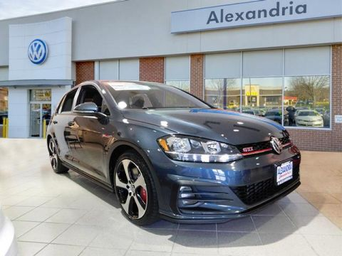 New 2019 Volkswagen Golf GTI